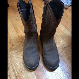 Tony Lama Cowboy Boots Size 12